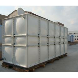 莱芜玻璃钢水箱-SMC玻璃钢水箱-山东玻璃钢水箱厂家图片