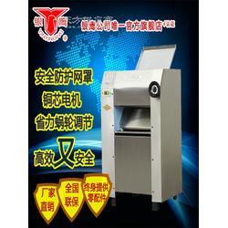 银鹰揉面压皮机 350II型面皮机 压面机 商用不锈钢揉面机图片