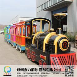 复古无轨道火车,强力游乐(在线咨询),扬州无轨道火车图片