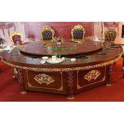 【漯河不锈钢火锅桌】|不锈钢火锅桌哪里有|福隆家具图片