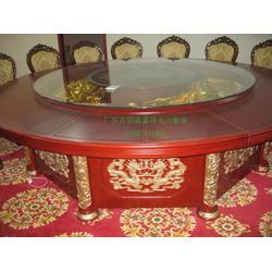 豪华电动餐桌哪个牌子好,豪华电动餐桌,福隆家具图片