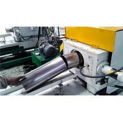 江山全自动刀旋切管机、全自动刀旋切管机、洪锐机械图片
