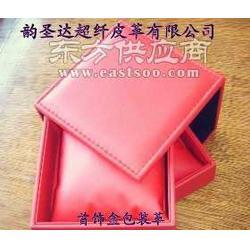 供应包装盒超纤革图片
