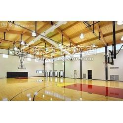 運動木地板 籃球實木地板廠家 優質籃球運動木地板圖片