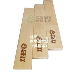 选用什么样材质体育木地板质量更好图片