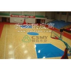 篮球木地板的结构特点有什么不同图片