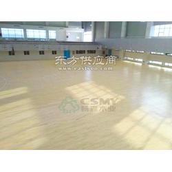 生产安装篮球木地板质量好图片