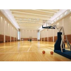 防滑漆篮球木地板每平米的图片