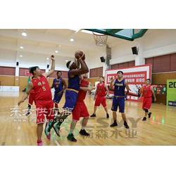 篮球木地板的毛层地板也很重要图片