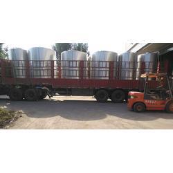 重庆不锈钢酒罐-融兴机械-圆柱形不锈钢酒罐图片