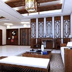 別墅大宅設計裝修行業-裝修行業-米多裝飾圖片