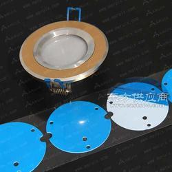 2.2W耐击穿电压LED灯专用导热硅胶片图片