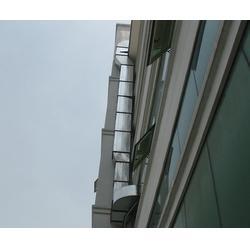 中央空调通风管道_易天龙腾设计安装_中央空调通风管道清洗图片