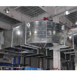 易天龙腾公司|中央空调通风管道安装设计|中央空调通风管道图片