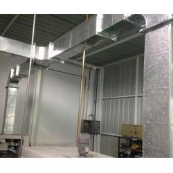 中央空调通风管道厂家,易天龙腾(在线咨询),中央空调通风管道图片