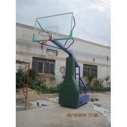 巧儿体育(图),玉林篮球架,篮球架图片