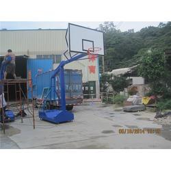 巧儿体育(图),化州移动篮球架,移动篮球架图片