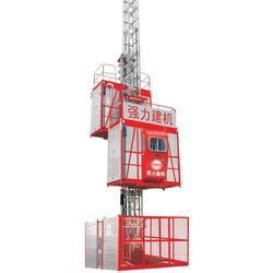 定制施工升降机 施工升降机 强力机械图片