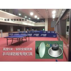 推荐新型乒乓球馆专用灯防眩灯,一个乒乓球馆灯具用多少个图片