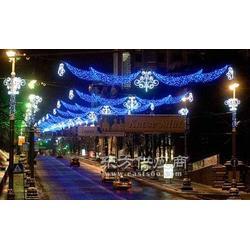供应外国风情跨街造型灯图片