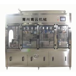 青云全自动灌装机(图),防冻液灌装机,灌装机图片