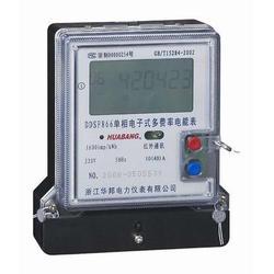 华邦电力(图)_150/5互感器接单相电表_单相电表图片