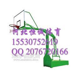 平箱式液压篮球架盐山平箱式液压篮球架厂家图片