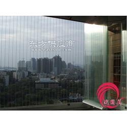 无框阳台窗封阳台玻璃图片