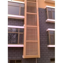 锌钢百叶窗质量-咸宁和盛-襄阳锌钢百叶窗图片
