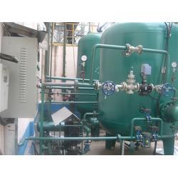 热水换热机组-鲁沂机电科技-洗浴热水换热机组图片