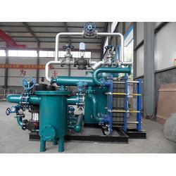 螺纹管式换热机组、牡丹江换热机组、鲁沂机电科技图片