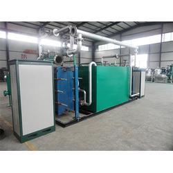 换热机组厂 鲁沂机电科技(在线咨询) 七台河换热机组图片