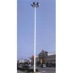 中杆灯,石家庄收费站中杆灯是威晟安装,威晟灯具图片