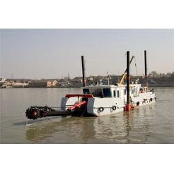 德州挖泥船 挖泥船哪家好-齐鑫重工图片
