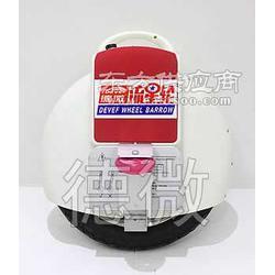 德微电动独轮车是环保产品领导品牌图片