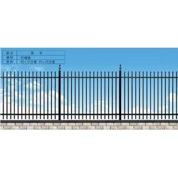东昇金属制品 锌钢护栏配件 锌钢护栏图片