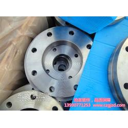 厂家供应高品质碳钢板式平焊法兰、带颈平焊法兰沧圣碳钢平焊法兰质优价廉图片