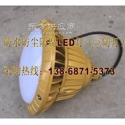 防爆免维护低碳LED照明灯,50W防爆LED吸顶灯,BZD118-50gH,管吊式安装图片