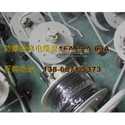 BXD51-2X32A/63A防爆动力检≡修电缆盘 标配电线50米图片
