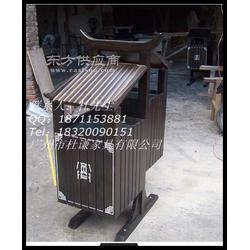 工厂供应仿古垃圾桶厂家复古垃圾桶图片