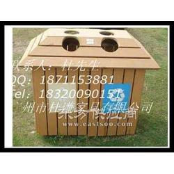 手绘家具酒店垃圾桶带内胆垃圾桶收纳木桶图片