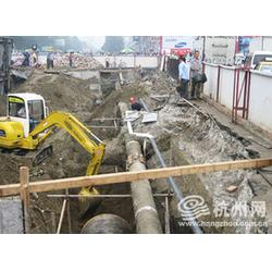 污水管线探测,烟台管线探测,山东环宇测绘公司图片