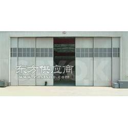 医院钢制门特种钢质门库房钢质门厂房折叠门图片