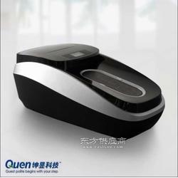 坤昱智能鞋覆膜机 XT46C钛银 鞋套机图片