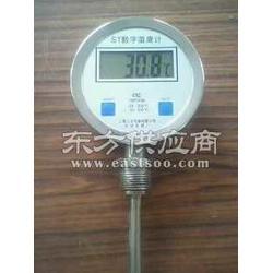 电子衬四氟防腐型径向型指针式温度表图片