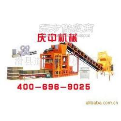 液压免烧砖机厂家 小型免烧砖机设备 庆中机械图片
