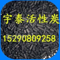 有害气体净化活性炭煤质柱状活性炭图片