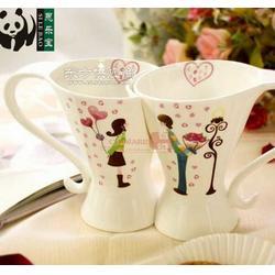 思乐宝陶瓷情侣杯图片