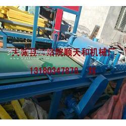供应玻璃棉裁条机生产厂家图片