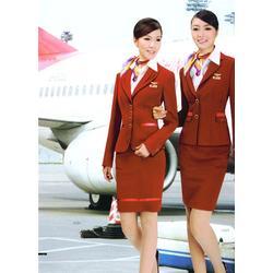 天津航空 制服_依蒙盛世_航空制服图片
